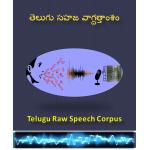 Telugu Raw Speech Corpus